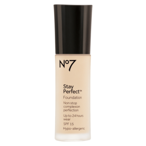 No7 Stay Perfect Foundation (Pre-Order)