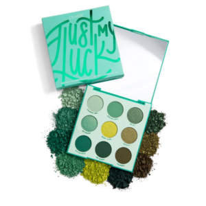 COLOURPOP COSMETICS Just My Luck Shadow Palette