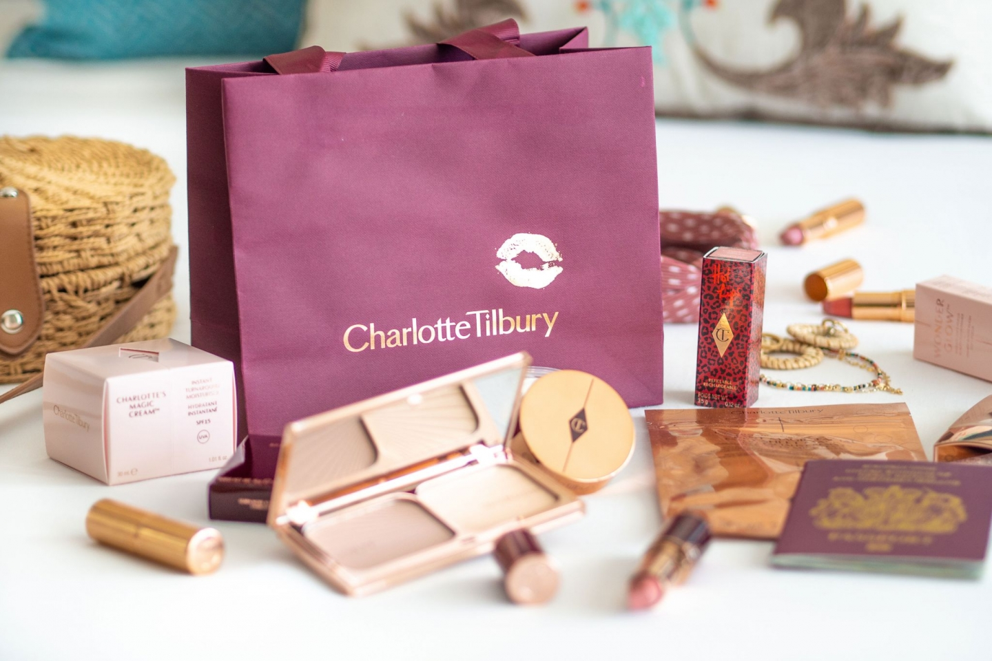 Read more about the article Charlotte Tilbury Launches In World Duty Free And It's A Travellers Dream