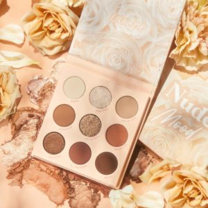 COLOURPOP COSMETICS Nude Mood Shadow Palette