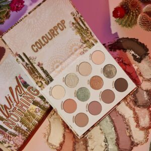 COLOURPOP COSMETICS Wild Nothing Shadow Palette