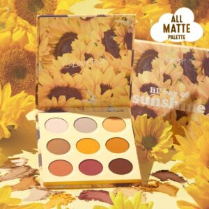 COLOURPOP COSMETICS Lil Ray Of Sunshine Shadow Palette