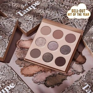 COLOURPOP COSMETICS That's Taupe Shadow Palette