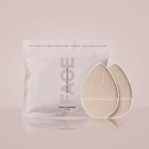DOSE OF COLORS Facial Cleansing Sponge