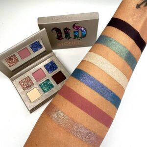URBAN DECAY  Stoned Vibes Mini Eyeshadow Palette