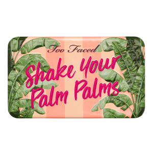 TOO FACED Shake Your Palm Palms Mini Eye Shadow Palette