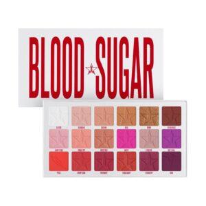 JEFFREE STAR COSMETICS Blood Sugar Palette Anniversary Edition