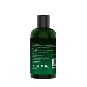 THE COMPLETE MAN The Complete World Vitamin E and Almond Oil Body Lotion