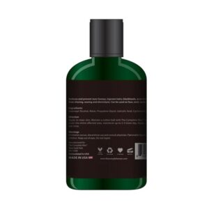 THE COMPLETE MAN Tend End After Shave Solution For Ingrown Hair, Razor Bumps & Acne Blemishes