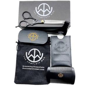 THE COMPLETE MAN The Complete Man Beard Care Kit for Men – Ultimate Beard Grooming Kit