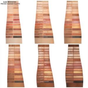 COLOURPOP COSMETICS Bare Necessities Shadow Palette