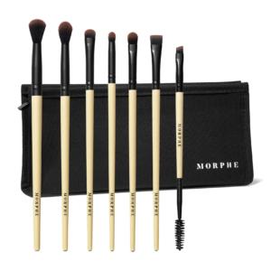 MORPHE Earth To Babe 7-piece Bamboo Eye Brush Set