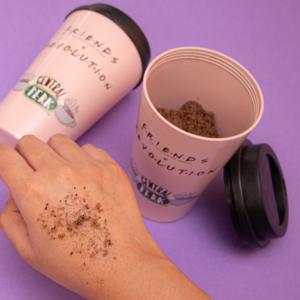 REVOLUTION BEAUTY Makeup Revolution X Friends Espresso Body Scrub & Reusable Cup