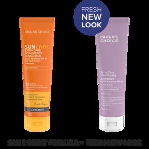 PAULA'S CHOICE Extra Care Non-Greasy Sunscreen SPF 50