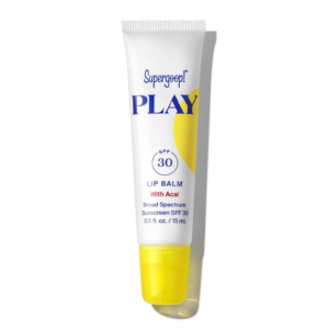 SUPERGOOP PLAY Lip Balm SPF 30 with Acai