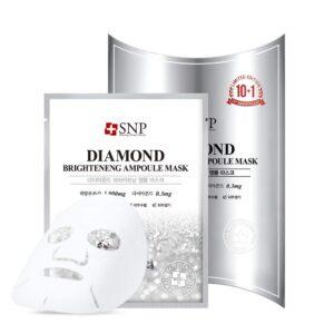 SNP Diamond Brightening Ampoule Sheet Mask