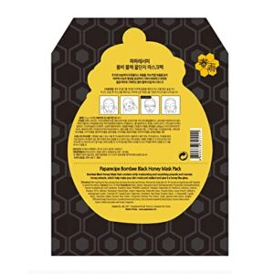 PAPA RECIPE Bombee Sheet Mask, Korean moisutrizing honey mask