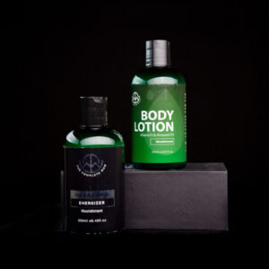 Body Wash & Lotion Duo